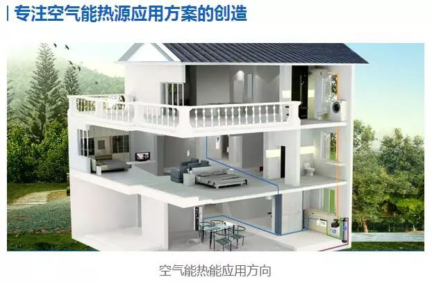 热泵供暖与热水供应2018河南郑州暖通展览会